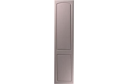 Unique Boston Painted Oak Dust Grey bedroom door