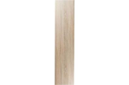 Unique Brecon Sonoma Oak bedroom door