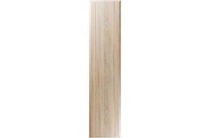 Unique Chardonnay Sonoma Oak bedroom door