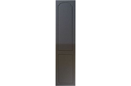 Unique Chedburgh High Gloss Anthracite Sparkle bedroom door