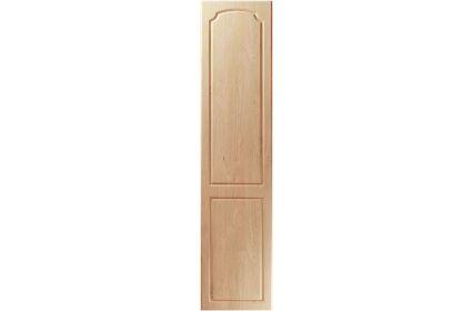 Unique Chedburgh Light Winchester Oak bedroom door