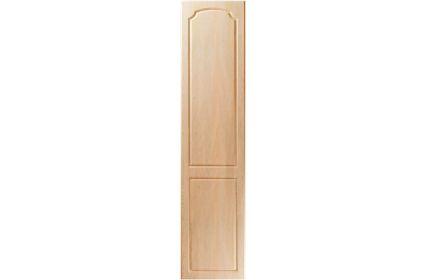 Unique Chedburgh Montana Oak bedroom door