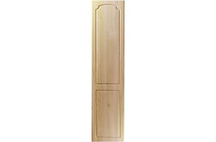 Unique Chedburgh Odessa Oak bedroom door