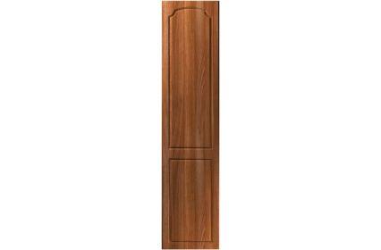 Unique Chedburgh Opera Walnut bedroom door