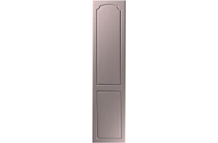 Unique Chedburgh Painted Oak Dust Grey bedroom door
