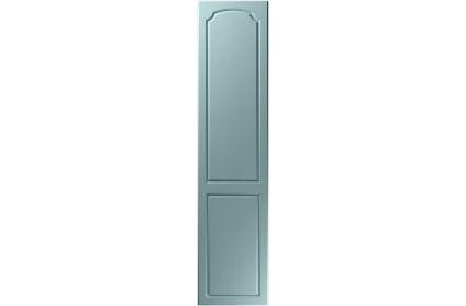 Unique Chedburgh Painted Oak Fjord bedroom door