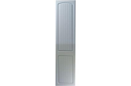 Unique Cottage High Gloss Denim bedroom door