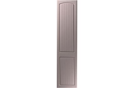 Unique Cottage Painted Oak Dust Grey bedroom door