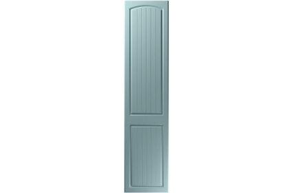 Unique Cottage Painted Oak Fjord bedroom door