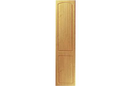 Unique Cottage Winchester Oak bedroom door