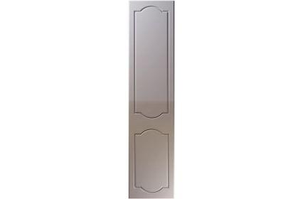 Unique Denham High Gloss Dust Grey bedroom door