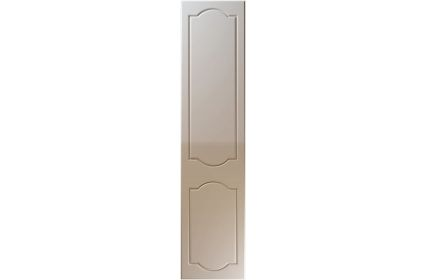 Unique Denham High Gloss Stone Grey bedroom door
