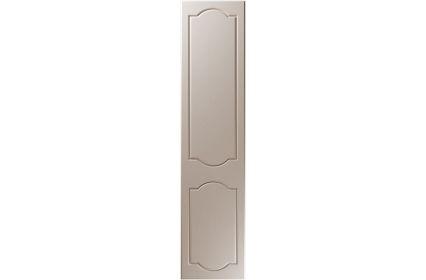Unique Denham Painted Oak Stone Grey bedroom door