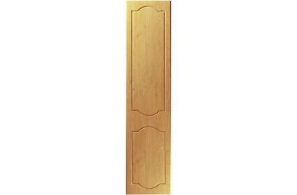 Unique Denham Winchester Oak bedroom door