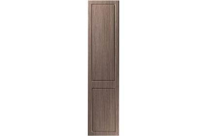 Unique Fenwick Brown Grey Avola bedroom door