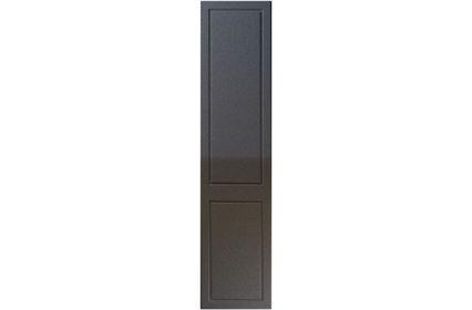 Unique Fenwick High Gloss Anthracite Sparkle bedroom door