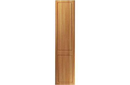 Unique Fenwick Natural Aida Walnut bedroom door