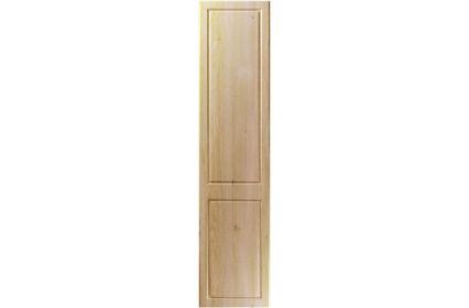 Unique Fenwick Odessa Oak bedroom door