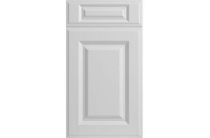 Bella Palermo Porcelain White kitchen door