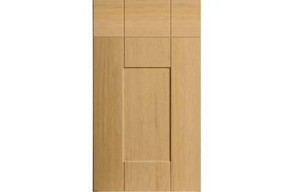 Bella Warwick Lissa Oak kitchen door