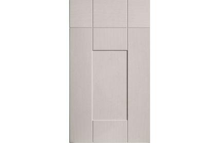 Bella Warwick Oakgrain Cashmere kitchen door