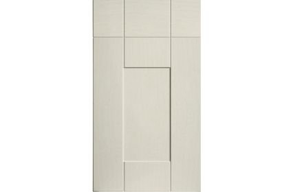 Bella Warwick Oakgrain Mussel kitchen door