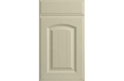 Bella Westbury Alabaster kitchen door