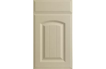 Bella Westbury Ivory kitchen door