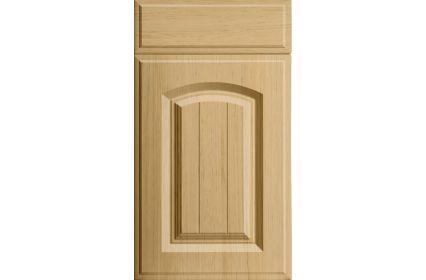 Bella Westbury Lissa Oak kitchen door