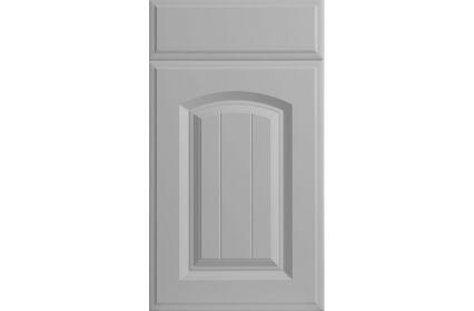 Bella Westbury Matt Dove Grey kitchen door