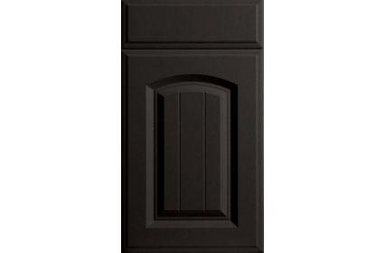 Bella Westbury Matt Graphite kitchen door
