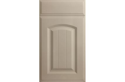 Bella Westbury Matt Mussel kitchen door