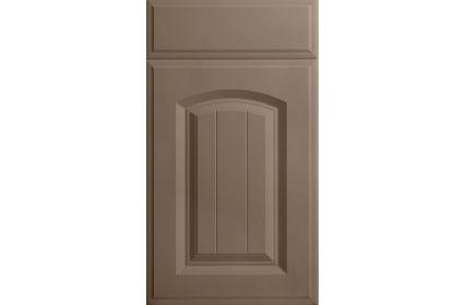 Bella Westbury Matt Stone Grey kitchen door