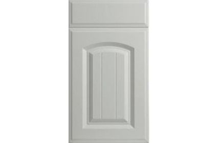 Bella Westbury Satin White kitchen door