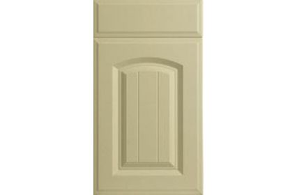 Bella Westbury Vanilla kitchen door