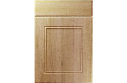 Unique Ascot Odessa Oak kitchen door