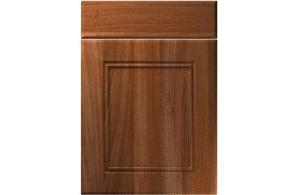 Unique Ascot Opera Walnut kitchen door