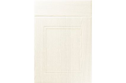 Unique Ascot Painted Oak Porcelain kitchen door