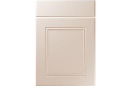 Unique Ascot Super Matt Cashmere kitchen door