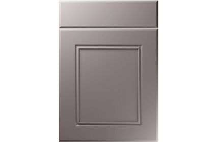 Unique Ascot Super Matt Dust Grey kitchen door
