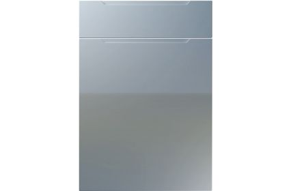 Unique Avienda High Gloss Denim kitchen door