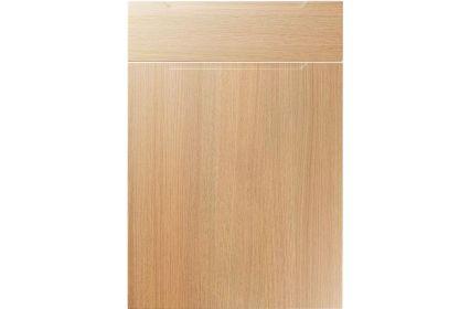 Unique Avienda Light Ferrara Oak kitchen door