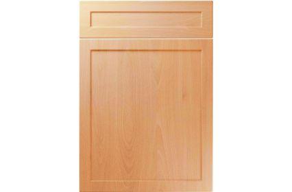 Unique Balmoral Ellmau Beech kitchen door