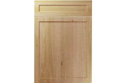 Unique Balmoral Odessa Oak kitchen door
