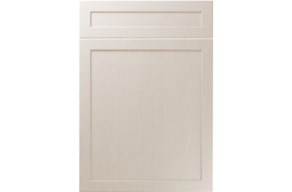 Unique Balmoral Painted Oak Cashmere kitchen door
