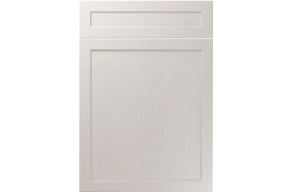Unique Balmoral Painted Oak Light Grey kitchen door