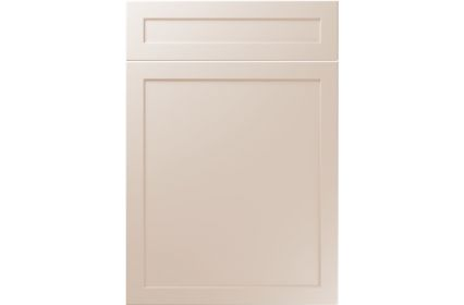 Unique Balmoral Super Matt Cashmere kitchen door