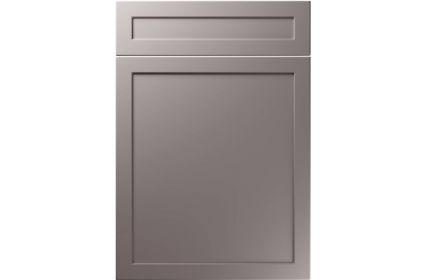 Unique Balmoral Super Matt Dust Grey kitchen door