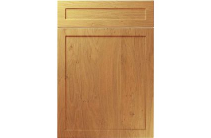 Unique Balmoral Winchester Oak kitchen door