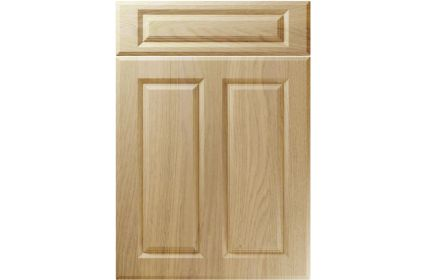 Unique Benwick Lissa Oak kitchen door